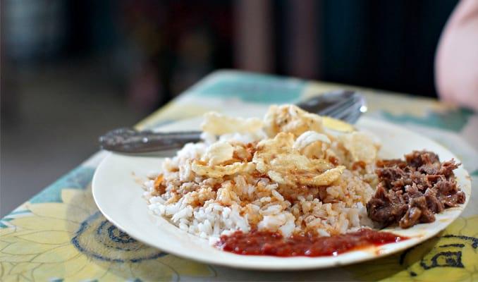 15 Makanan Khas Jambi dan Keterangannya Makanan