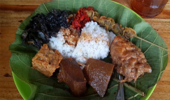 Makanan Khas Jawa Barat Makanan
