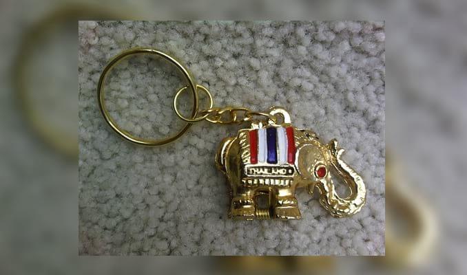 Oleh oleh khas thailand