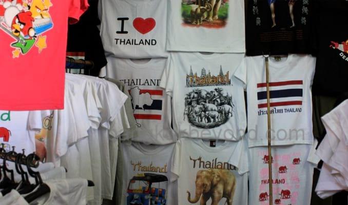 17 Oleh-oleh Khas Thailand Berupa Barang & Makanan 3