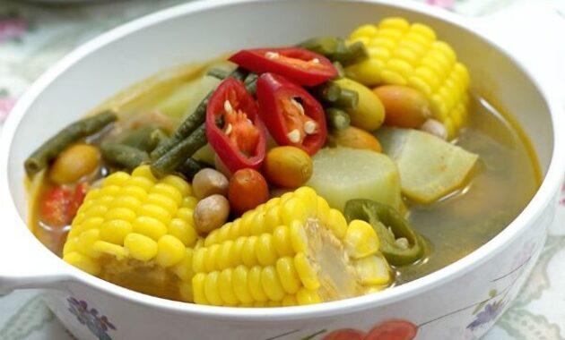 30 Menu Buka Puasa dan Sahur Sebulan Makanan