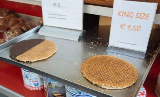5 Makanan Khas Belanda Wajib Buat Oleh-oleh Makanan