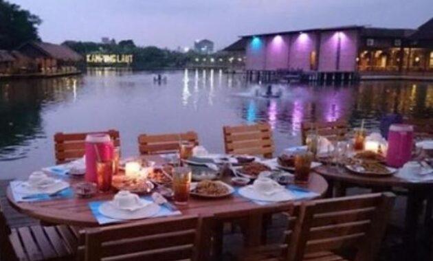 Restoran Kampung Laut Semarang