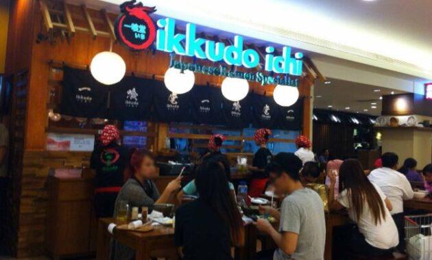Ikkudo Ichi grand indonesia
