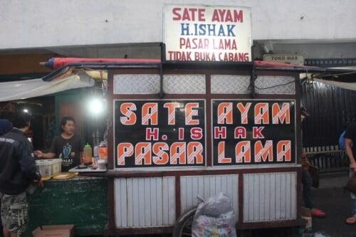 Sate Ayam H. Ishak