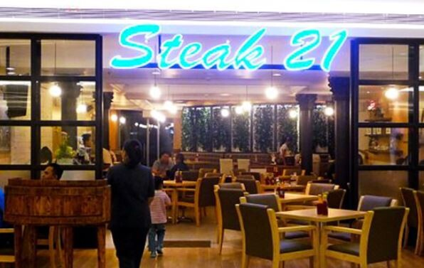 Steak 21 - Kota Kasablanka