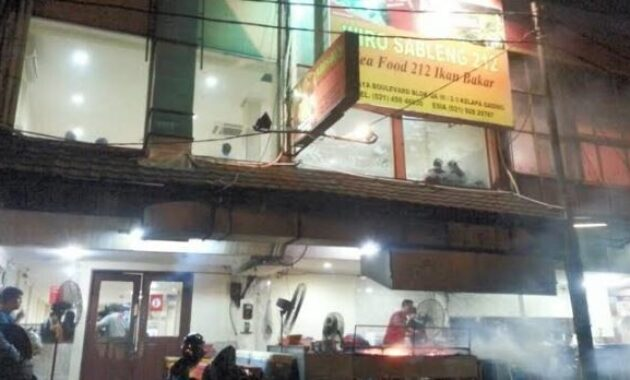 10 Tempat Makan di Jakarta Murah dan Tempatnya Asik Tempat Makan