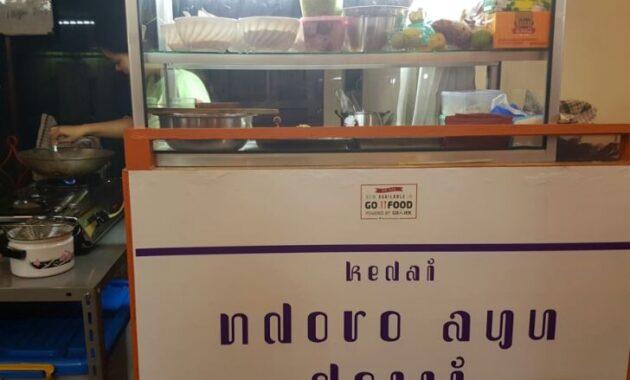 Kedai Ndoro Ayu Dewi jakarta barat