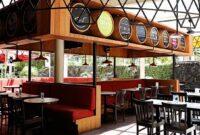 10 Tempat Makan di Central Park yang Cocok Untuk Anda dan Keluarga Tempat Makan