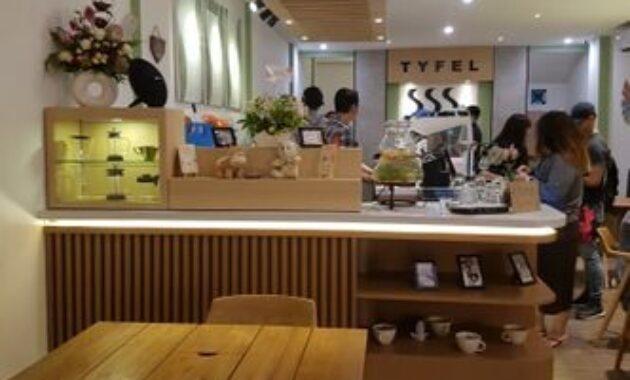 Tyfel Coffee jakarta barat