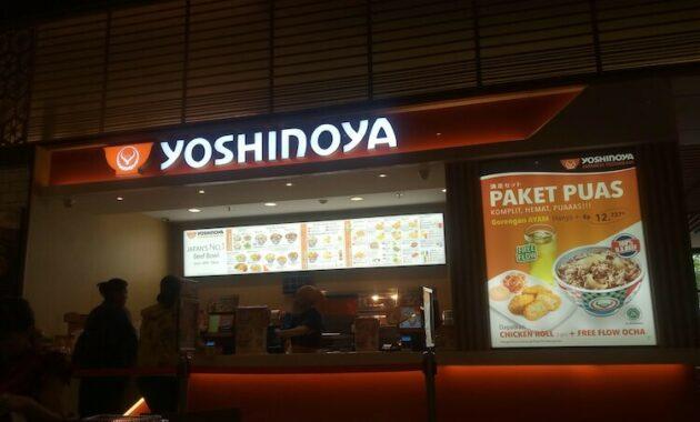 Yoshinoya bsd