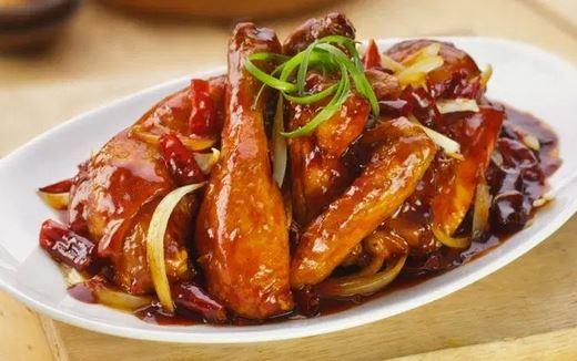 Ayam Kampung Kecap Sederhana