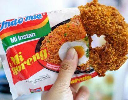 Donat Indomie terbaru