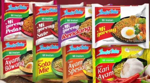 Mie Instan indonesia